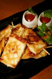 お弁当に✿竹輪でなんちゃってイカ焼きの写真