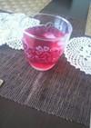 濃縮*赤シソのジュース