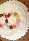 激安シンプルケーキ