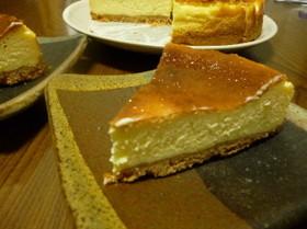 超簡単♪ベイクドチーズケーキ