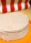九陽豆乳メーカーで簡単おからバナナケーキ