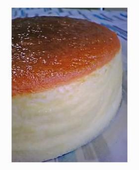しっとり♪柔らか!☆スフレチーズケーキ☆