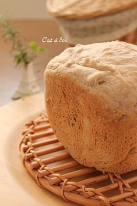 九陽♪HBでふんわり豆乳のくるみパン