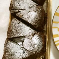 失敗なし!!簡単濃厚チョコレートケーキ♪