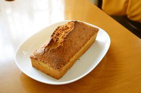 我慢しただけ美味しい!ブランデーケーキ