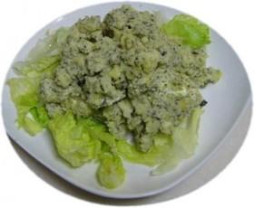 のりのりポテトサラダ
