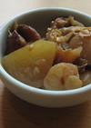 【薬膳レシピ】冬瓜と海鮮の炒め