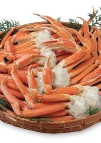 ズワイ蟹(ボイル)の美味しい食べ方