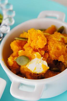 かぼちゃのサラダ