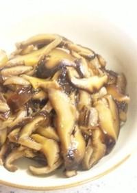 椎茸の佃煮