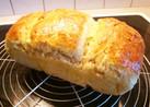 バター入りミルクパン♪週末に食べるパン
