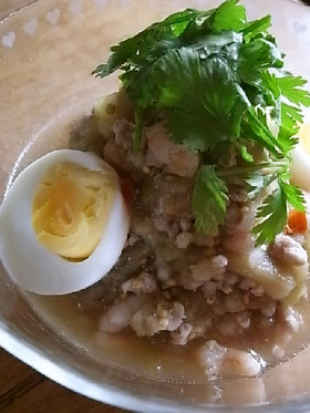 ヤム・マクア*タイ風焼きナスサラダ