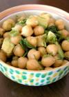 ☆ひよこ豆とアボカドとディルのサラダ☆