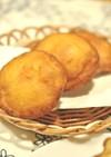 ビスケットの天ぷら(゚□゚*)