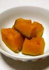 かぼちゃの甘みで美味しい煮物