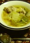 簡単♡白菜スープ