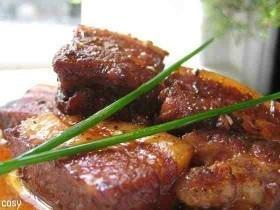 豚バラのバルサミコ酢煮