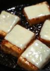 醤油麹で甘辛チーズの豆腐ステーキ
