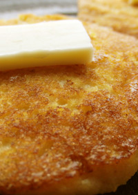 低糖質*おからのパンケーキ風