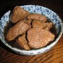 牛モモ肉の煮付け