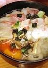 永谷園松茸の素で簡単プロ級鯛茶漬け
