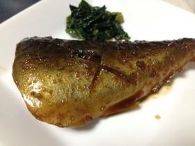 料理の定番♪鯖の煮付け☆