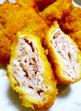 お弁当に冷凍作り置き!豚こま☆とんかつ