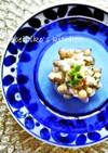 ひよこ豆のヨーグルトサラダ