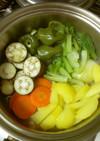 バター好き いつもの蒸し野菜にこくがでる