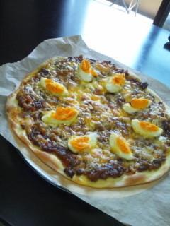 発酵なし簡単ピザ生地