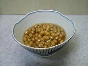 電子レンジで60分☆乾燥豆を煮る調理法