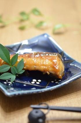 醤油麹でこっくりブリの照り焼き