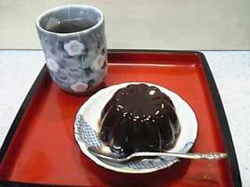 黒大豆☆黒豆寒天ゼリー