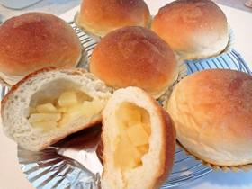 ふわふわ♪幸せりんごパン