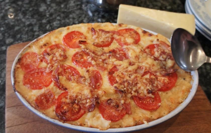 マカロニチーズ