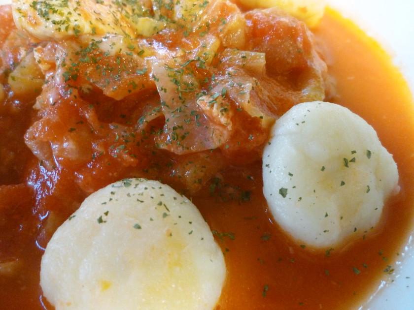 チーズ香る~ニョッキのトマトソース~
