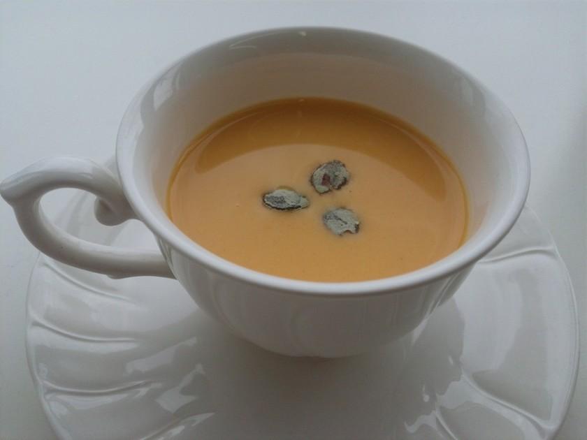 バターナッツスープ