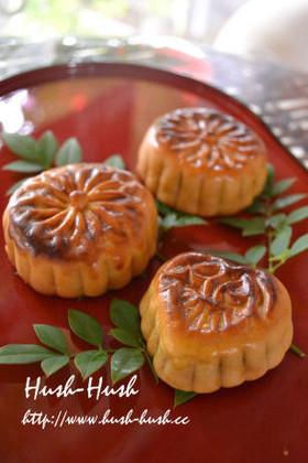月餅の作り方★中秋の名月を楽しむ中華菓子