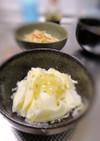 白菜とリンゴのジュレサラダ