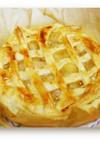 思い立って作れるアップルパイ