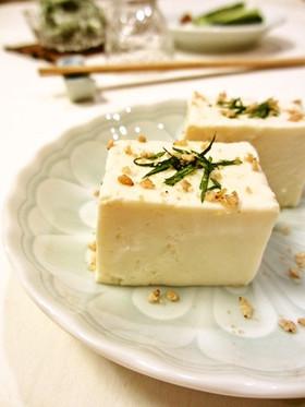 *お豆腐の塩麹漬け*