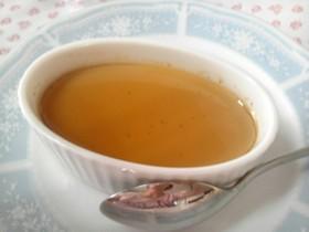 紅茶と豆乳のパンナコッタ♡メープル風味♡