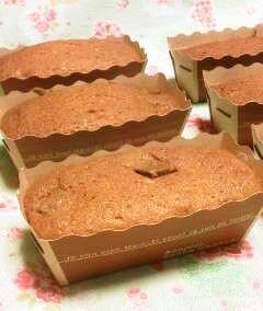 【HMでチョコレートパウンドケーキ】