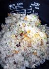 炊飯器で簡単炒飯ダシダ(貝)で