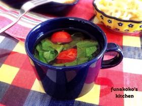 すっごく簡単‼美肌スープ