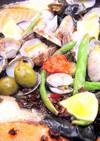 フライパン☆秋鮭とアサリのアクアパッツァ