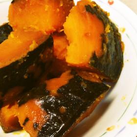 かぼちゃの煮物*お母さんの味♡