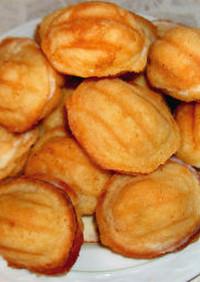 アレーシュキ(ロシアの胡桃型焼き菓子)