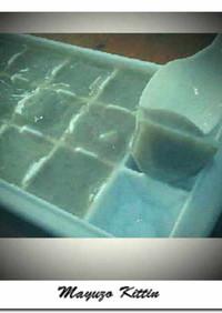 ダイエット!えのき氷ならぬえのき寒天!