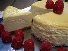 目指せ!ヒルトンホテルのチーズケーキ